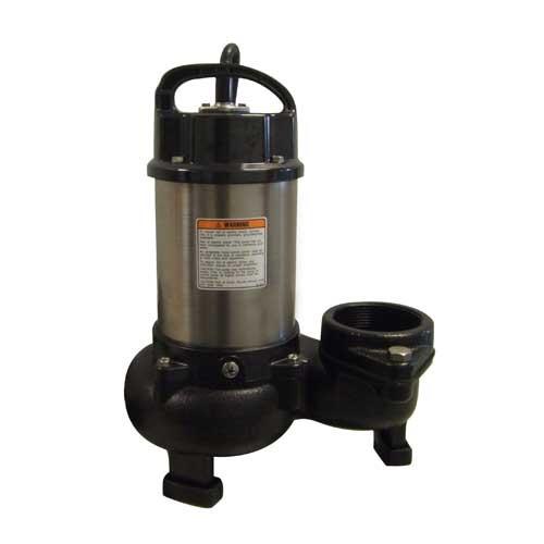 Tsurumi Vancs 12pn 1 115v Pond Pump